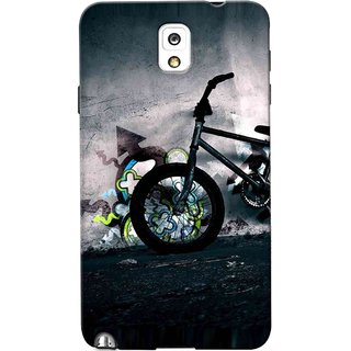 Snooky Digital Print Hard Back Case Cover For Samsung Galaxy Note 3