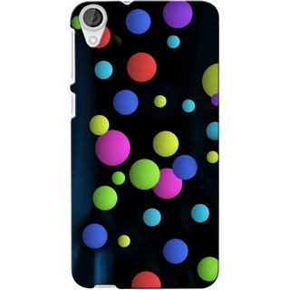 Snooky Digital Print Hard Back Case Cover For HTC Desire 626