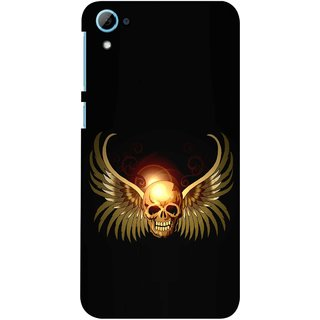 Snooky Digital Print Hard Back Case Cover For HTC Desire 826