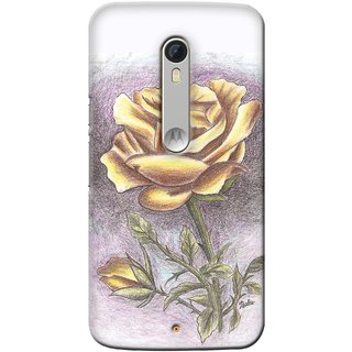 Snooky Digital Print Hard Back Case Cover For Motorola Moto X Style