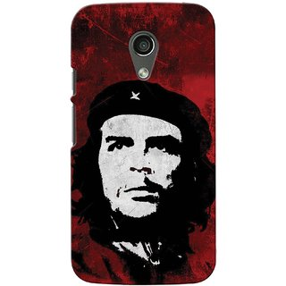 Snooky Digital Print Hard Back Case Cover For Motorola Moto G (2nd gen)