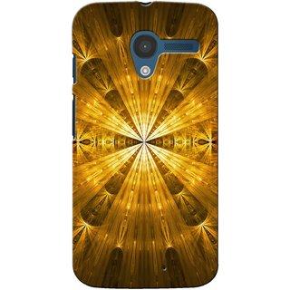 Snooky Digital Print Hard Back Case Cover For Motorola Moto X