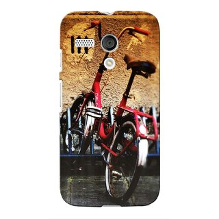 Snooky Digital Print Hard Back Case Cover For Motorola Moto G