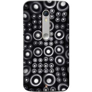 Snooky Digital Print Hard Back Case Cover For Motorola Moto X Style