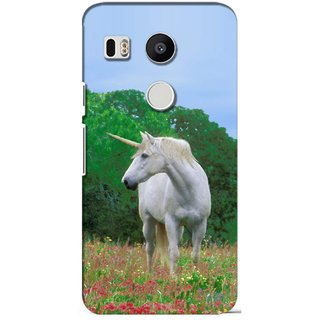 Snooky Digital Print Hard Back Case Cover For LG Google Nexus 5X