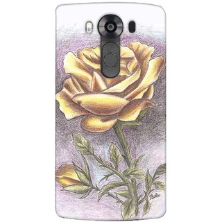 Snooky Digital Print Hard Back Case Cover For LG V10