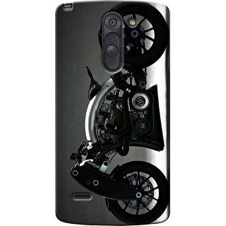 Snooky Digital Print Hard Back Case Cover For LG G3 Stylus