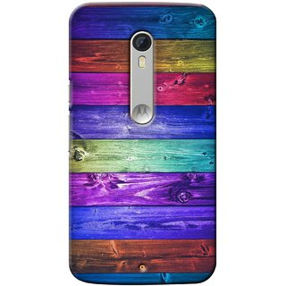 Snooky Digital Print Hard Back Case Cover For Motorola Moto X Play
