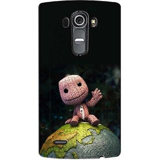 Snooky Digital Print Hard Back Case Cover For LG G4