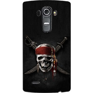 Snooky Digital Print Hard Back Case Cover For LG G4