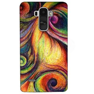 Snooky Digital Print Hard Back Case Cover For LG G4 Stylus
