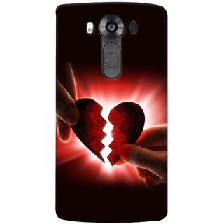 Snooky Digital Print Hard Back Case Cover For LG V10
