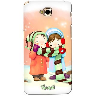 Snooky Digital Print Hard Back Case Cover For LG G Pro Lite
