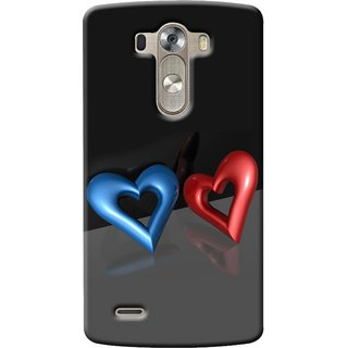 Snooky Digital Print Hard Back Case Cover For LG G3