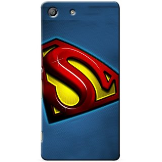 Snooky Digital Print Hard Back Case Cover For Sony Xperia M5