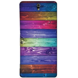 Snooky Digital Print Hard Back Case Cover For Sony Xperia C5 Ultra