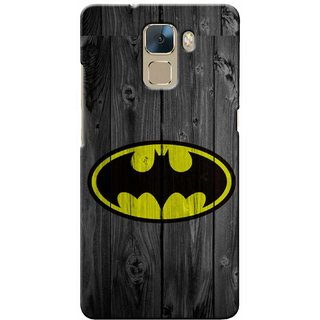 Snooky Digital Print Hard Back Case Cover For Huawei Honor 7