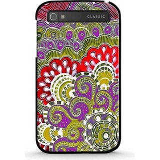 Snooky Designer Print Hard Back Case Cover For BlackBerry Classic