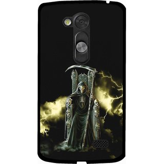 Snooky Designer Print Hard Back Case Cover For LG L Fino
