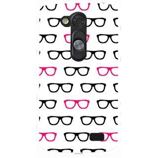 Snooky Designer Print Hard Back Case Cover  LG L Fino