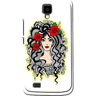 Snooky Designer Print Hard Back Case Cover  Gionee P2S