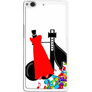 Snooky Designer Print Hard Back Case Cover Gionee Elife E6