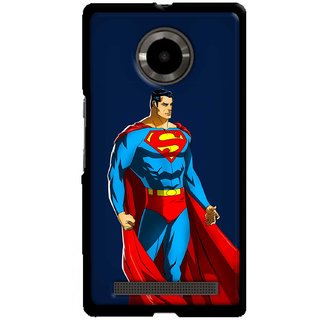 Snooky Designer Print Hard Back Case Cover For Micromax yu yuphoria