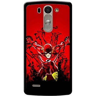 Snooky Designer Print Hard Back Case Cover For LG G3 Beat