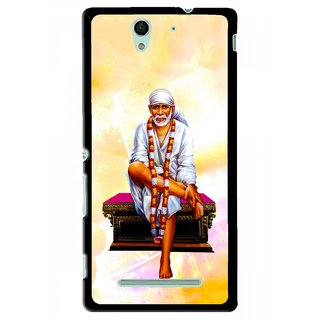Snooky Designer Print Hard Back Case Cover For Sony Xperia C3