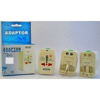 ALL-IN-ONE INTERNATIONAL Universal Travel Power Charger Adapter Plug UK, US, AUS