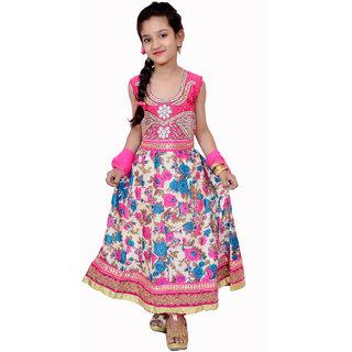 Kalki floral dress
