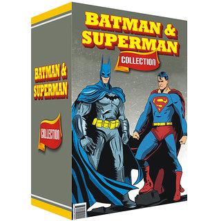 Superman  Batman Collection Box