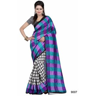 Chhaya CreationDesigner Indian Multi Color Cotton Sarees