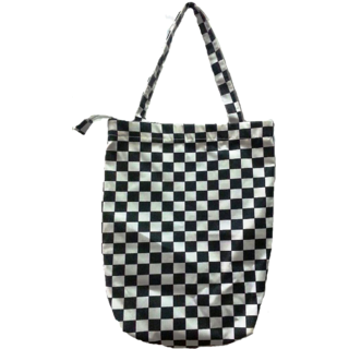 NB Tote Bags Black And White