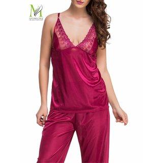 Melisa Nighty Top  Botttom Nightwear