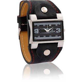 DZ-GSQ100-BLK-BLK Analog Watch - For Men