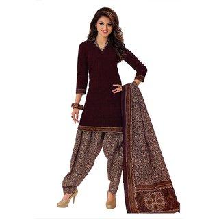Cotton Dress Material / Chudidar Suit for Women (Unstitched)