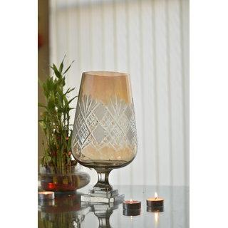 Diamond Base Glass Cut Trophy