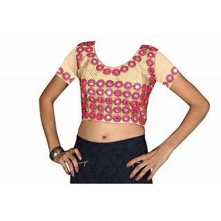 55eac47ad9b doshi fashion Top bead work blouse designs