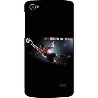 Snooky Designer Print Hard Back Case Cover For Intex Aqua Star 2 HD