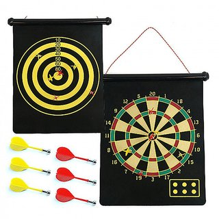 Mor Sporting 17 inch Magnetic Dart Game - Indoor Game