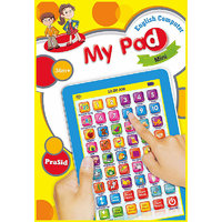 Mini Tablet Mypad English Learner Educational Toy For Kids