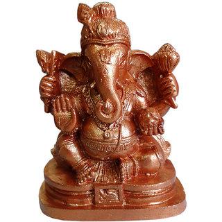 Ganesha Idol-M ( Nine Grains- Navdhanya)