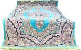 Home Castle Famous Designer Quilted Carpet Carpet (2 cm X 3 cm) With Multi Colour