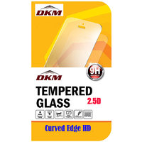 2.5D Curved Edge HD Tempered Glass For Micromax Canvas Evok E483