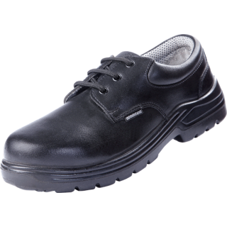 Safety shoes with black colour