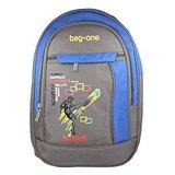 Paramveer Elegance Canvas Multicolour School Bag For Boys Girls PSSB-289 6601609d34dfa
