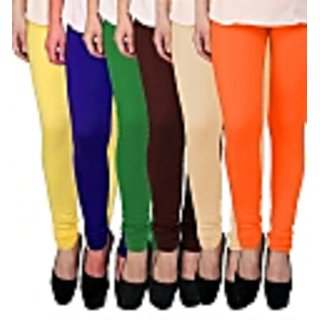 Leggings combo 5 pcs set pack