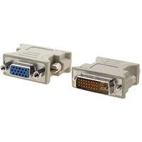 DVI Male To VGA Female VGA Converter DViadapter  24+5