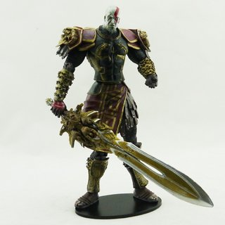 Exclusive Kratos with Ares Armor (God Of War) 18 cm Action Figure!!!
